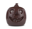 Pumpkin chocolate halloween