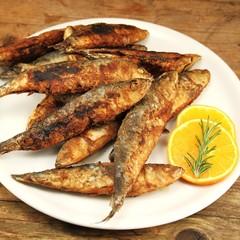 Sardinas - frittiert