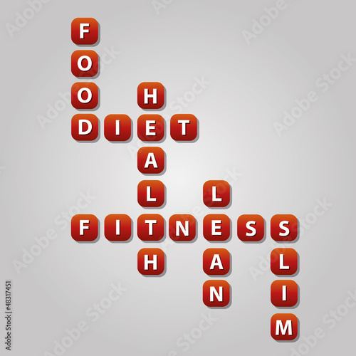 diet crossword