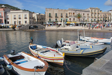 Lipari, Liparischen Inseln, Italien