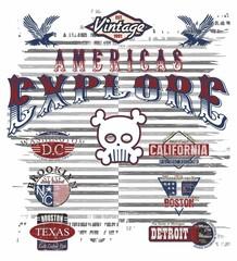 america explorer design