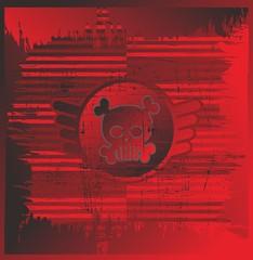 red label dark