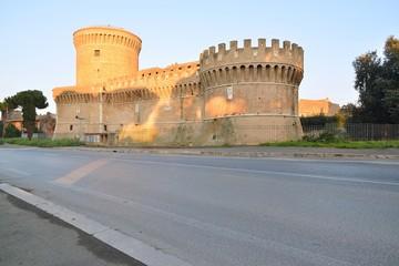 Castello di Giulio II- Ostia antica- Roma