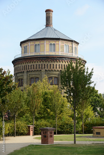 Water tower - Berlin
