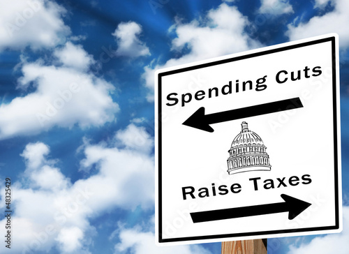 Spending and taxes