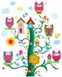 owls tree