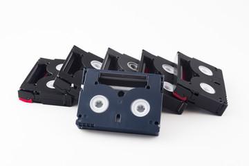 Mini Digital Video Tapes