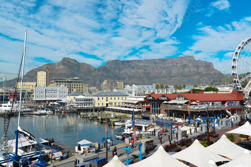 V&A Waterfront Cape Town , South Africa