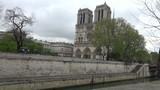Scenes of Paris, views of the Notre Dame