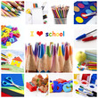 I love school -  collage