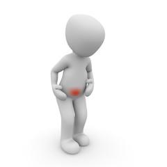 Schmerzen im Bauch
