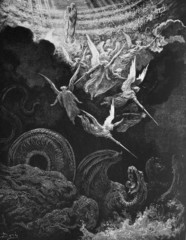 The war with the dragon