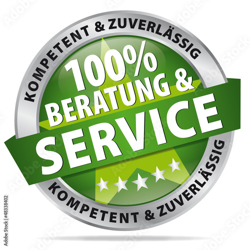 100% Beratung und Service - kompetenzt und zuverlässig