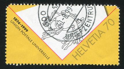 UPU emblem