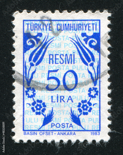Turkish pattern