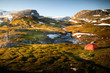 Camping in der Hardangervidda
