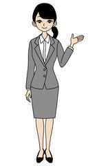Businesswoman Guide
