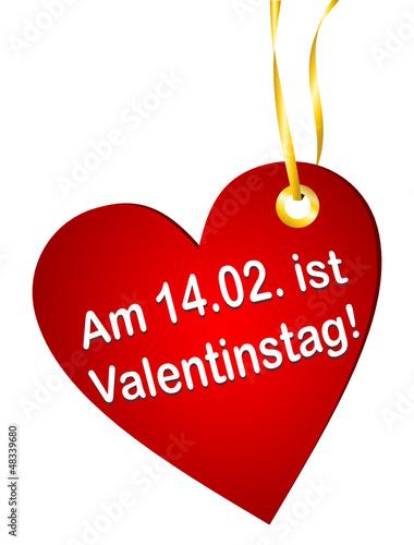 Anhänger - Valentinstag (I)