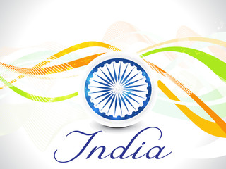 abstract republic day web background