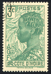 Baoule Woman