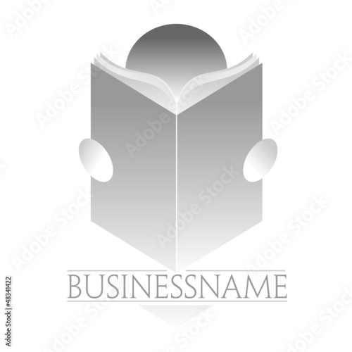 logo book corporate