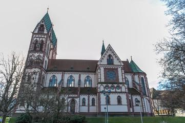 Freiburg's church