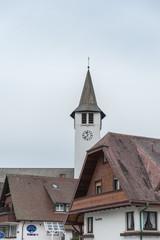 House and church