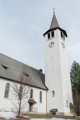 Church in Titisee town