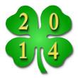 2014 Glücksjahr