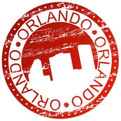 Stamp - Orlando, USA