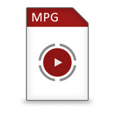 Dateityp Icon MPG