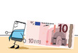 Billet de dix euros