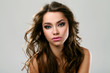 Young beautifil latino woman