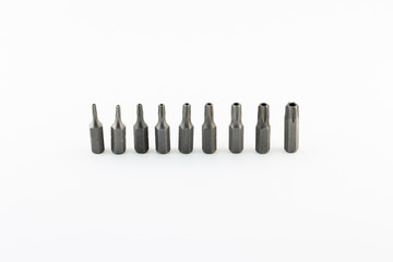 Security Star Screw Bit Set