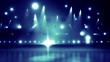 Disco Stage Dance Floor Colorful Vivid Lights Flashing