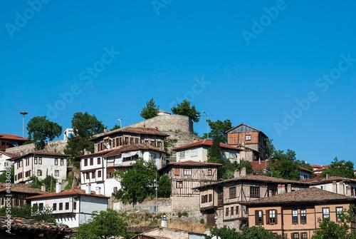 Traditional Ottoman Houses