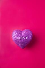 LOVEのハート