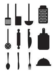 Cutlery icons