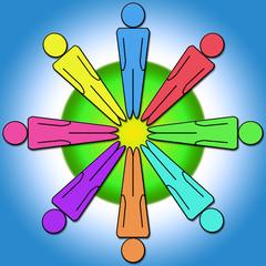 Multicultural Symbol