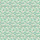 delicate vector flourish seamless pattern