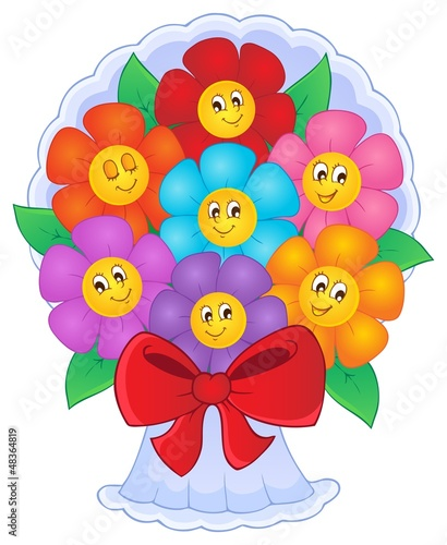 Flower theme image 8