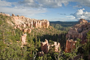 Swamp canyon overlook à Bryce Canyon National park - Utah, USA