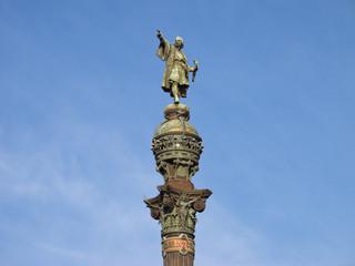 Christopher Columbus, Barcelona