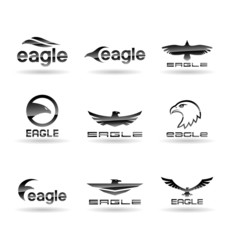 Eagle Silhouettes Vol 5.