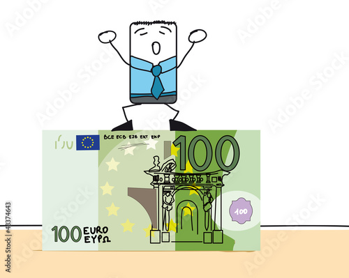 Billet de 100 euros