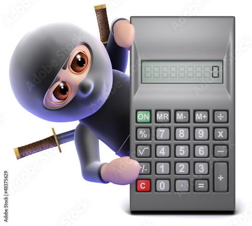 Ninja Calculator