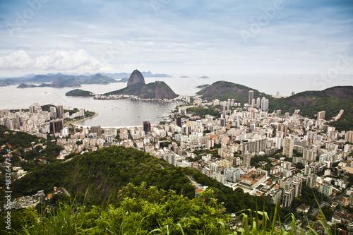 Poster Vista di Rio de Janeiro