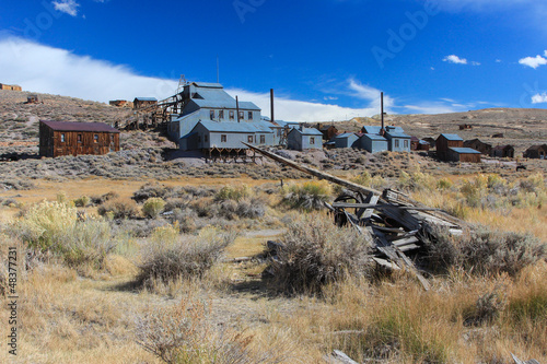 Bodie Ghost Town, Sierra Nevada, California