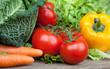 Gemüse auf Holz II