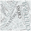 Cross-cultural communication Disciplines Concept